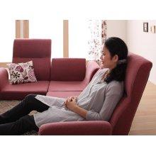 他の写真1: フロアコーナーソファ【cozy】コジー