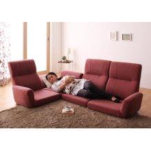 他の写真3: フロアコーナーソファ【cozy】コジー