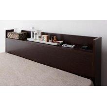 他の写真2: 組立設置サービス:日本製:深さが選べる!大容量ベッド下収納付きすのこベッド