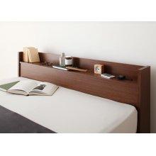 他の写真3: 棚・コンセント付き収納ベッド【S.leep】エス・リープ