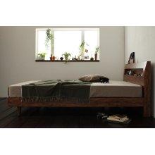 他の写真2: ヴィンテージデザインすのこベッド【Fredrik】フレドリック