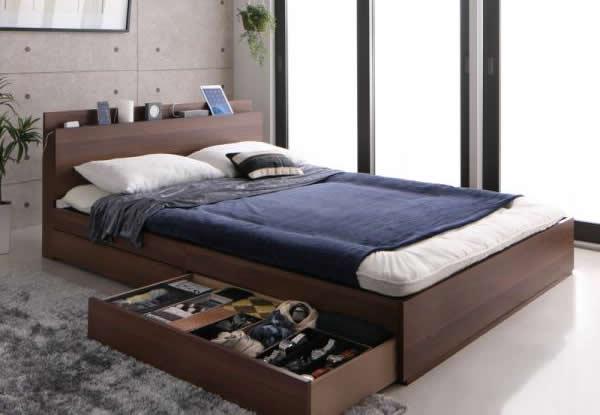 収納ベッドイメージ