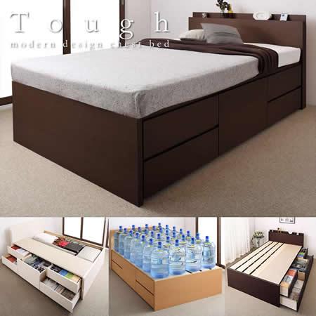 大型収納ベッドおすすめNo2