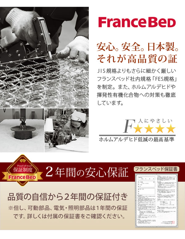 マルチラススーパースプリング:フランスベッド製マットレスの激安通販