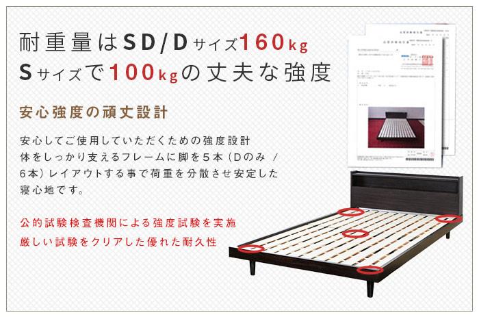 ヴィンテージデザイン頑丈すのこベッド【Laius】ライオスの激安通販