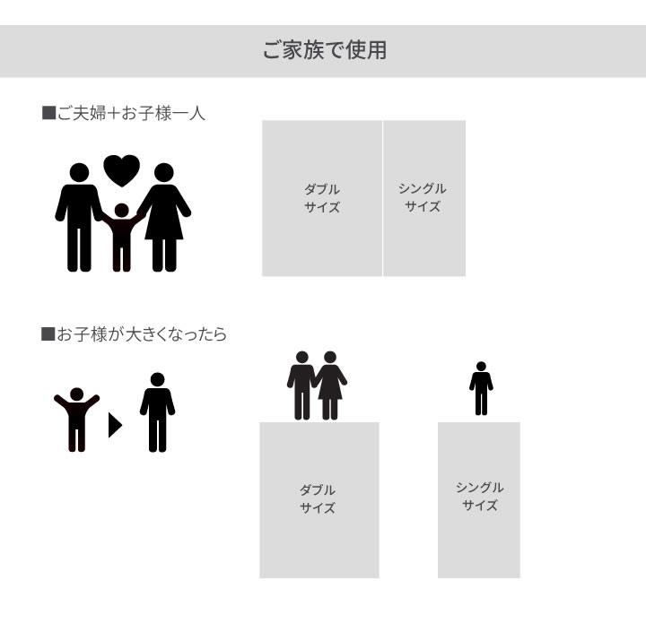 日本製・フロアタイプ連結ベッド【Samuel】サミュエルの激安通販