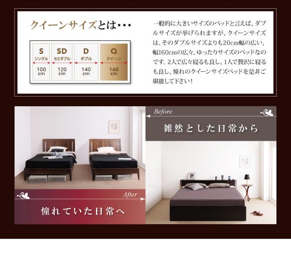 ホテルライクBOXタイプチェストベッド【Grandluna】グランルーナの激安通販