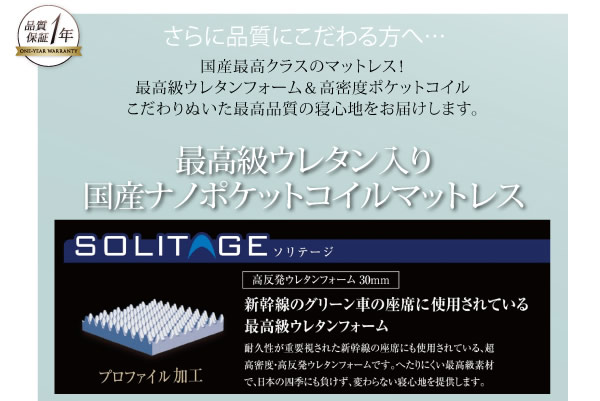 モダンデザインフロアベッド【siela】シエラ 激安通販16